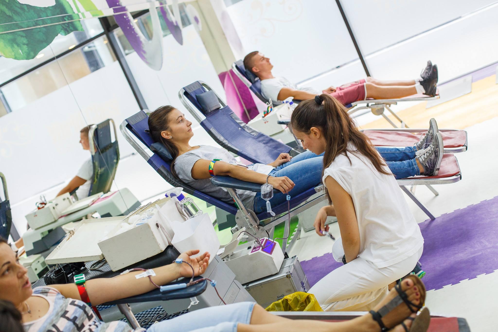 Budi davalac krvi | 03.04.